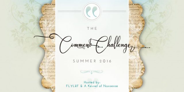 Summer Comment Challenge