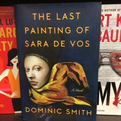 the last painting of sara de vos book review
