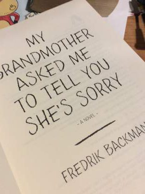 My Grandmother Asked Me To Tell You She's Sorry Review