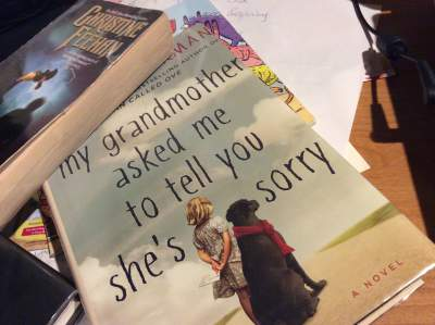 My Grandmother Asked Me To Tell You She's Sorry Book Review
