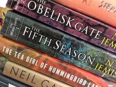 N K Jemisin The Fifth Season A Novel