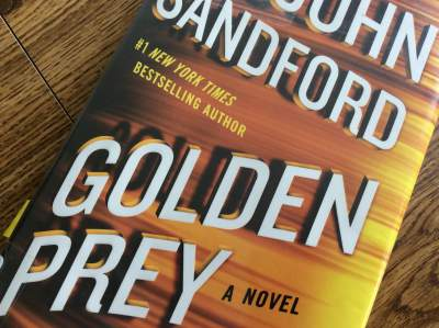 Golden Prey Book Review