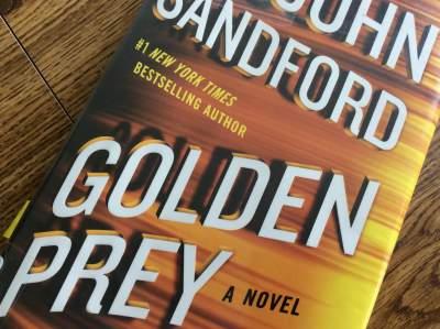 Golden Prey Book Review