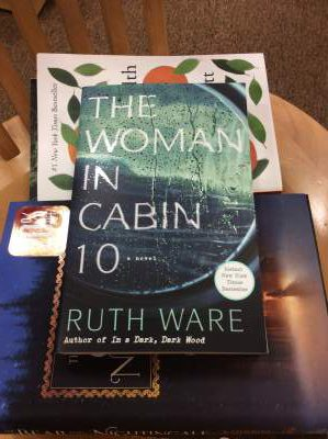 The Woman in Cabin 10 Book Review