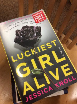 Luckiest Girl Alive book