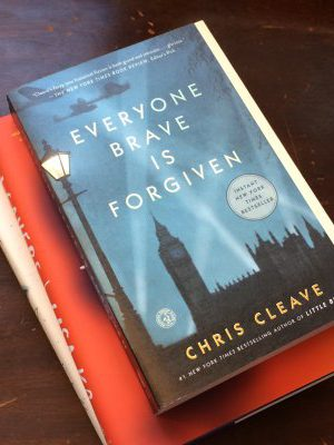 Everyone Brave Is Forgiven Book