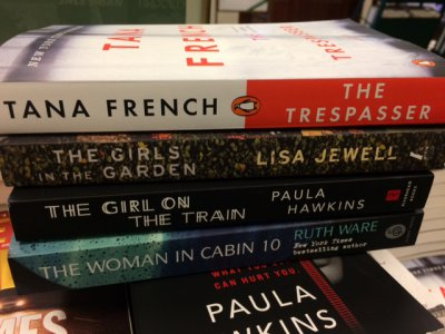 The Trespasser and Other Thrillers