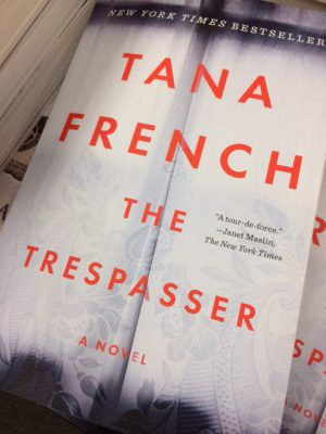 The Trespasser Book Review