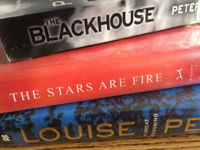 The Stars Are Fire Book Review