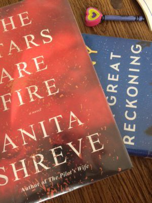Anita Shreve: The Stars Are Fire
