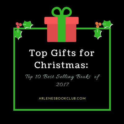Top gifts for christmas top 10 best selling books of 2017 Best christmas gifts for 2017