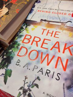 The Breakdown A Novel by B A Paris