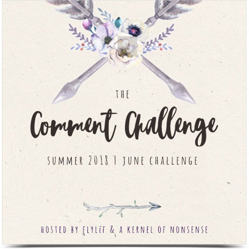 2018 Summer Comment Challenge