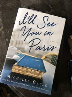 I'll See You In Paris Book