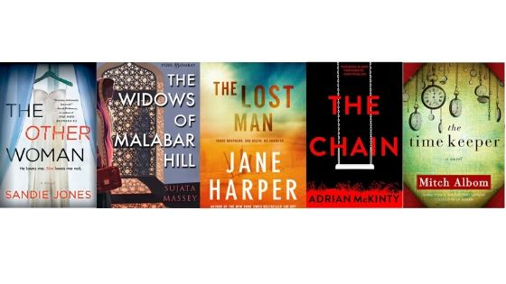 Best Thrillers and Mystery of 2019