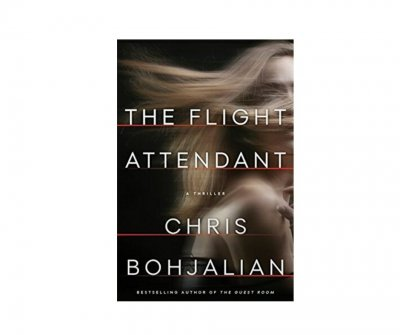 Book Cover of The Flight Attendant